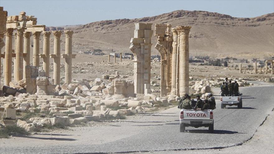 Daesh lanza gran asalto en provincia siria de Homs para ocupar Palmira