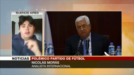 Nicolás Moras: La injerencia israelí en Argentina es evidente