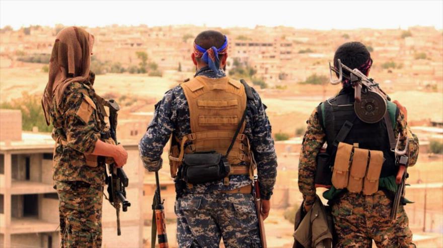Hallan muertos en Siria a dos combatientes cercanos a EEUU