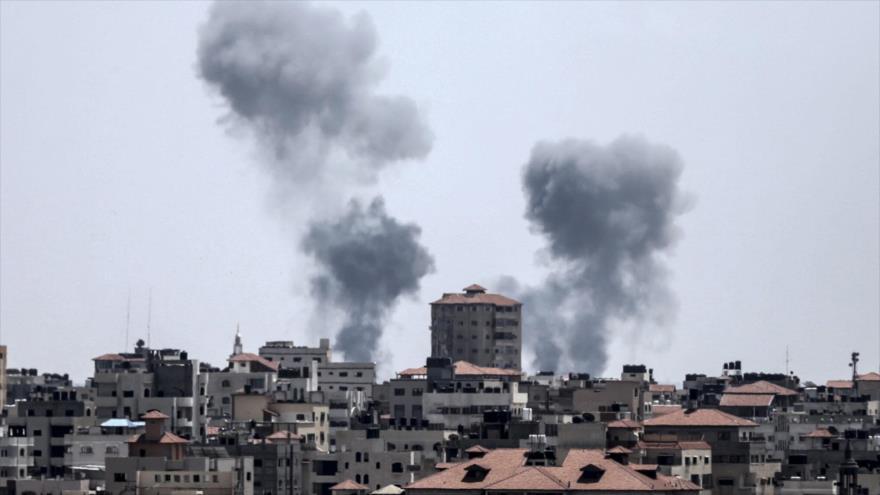 Hezbolá condena 'bárbaras' incursiones de Israel contra Gaza