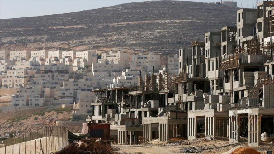 Israel aprueba construcción de 2000 casas en Cisjordania ocupada