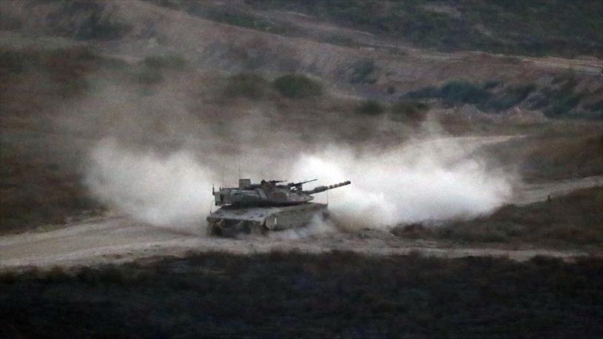 Médicos del Mundo insta a España a no exportar armas a Israel