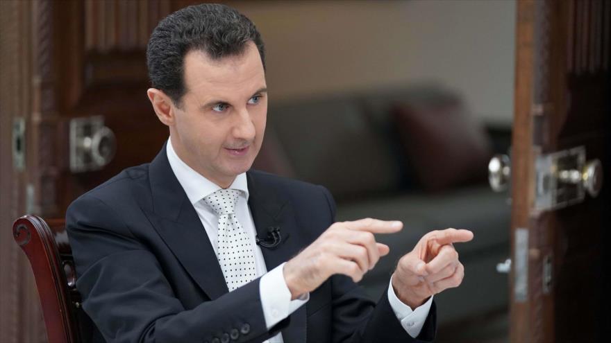 Israel miente, no hay fuerzas iraníes en Siria — Assad