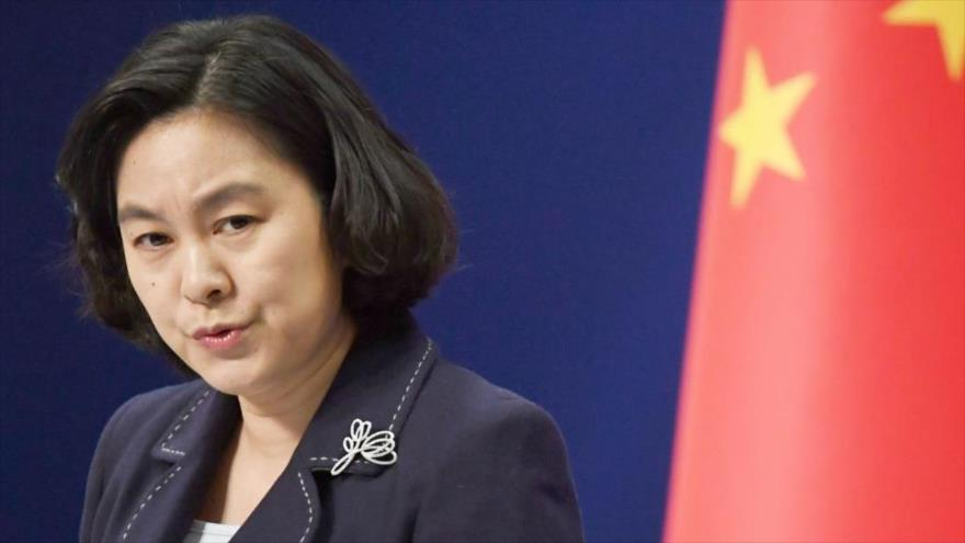 China insinúa a EEUU que evite 'mala práctica' sobre Hong Kong | HISPANTV