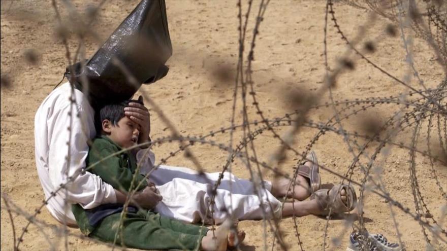 Fotos que sacuden al mundo: Iraquí