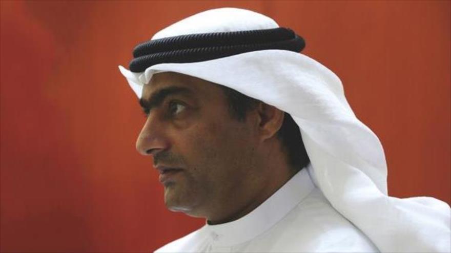 El prominente activista emiratí, Ahmad Mansur.