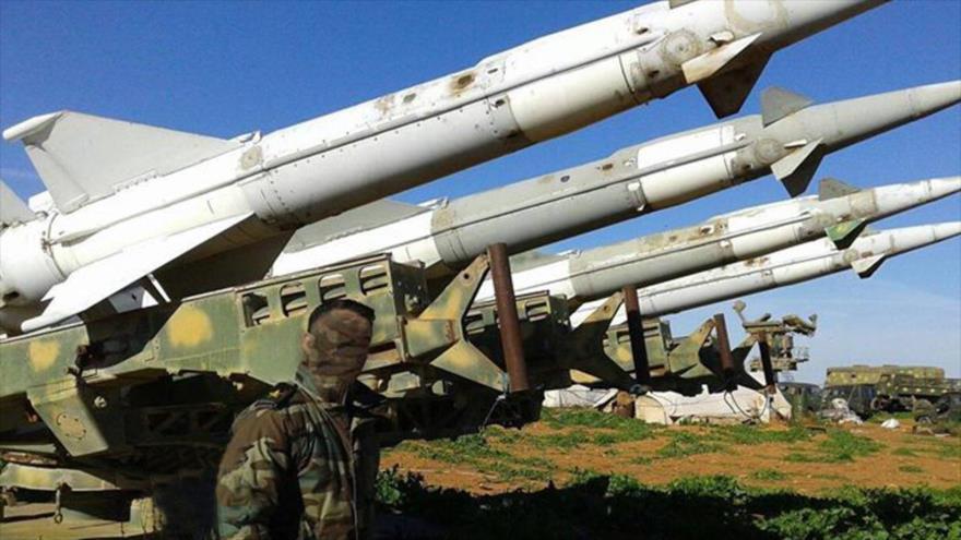 Al-Asad: Siria reforzará las defensas aéreas ante amenazas de Israel