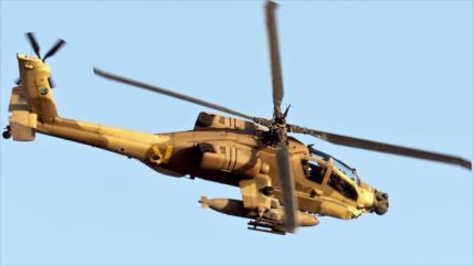 Fuerzas yemeníes derriban un helicóptero Apache de Arabia Saudí
