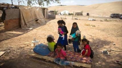 ONU condena 'traslado forzoso' de beduinos cisjordanos por Israel