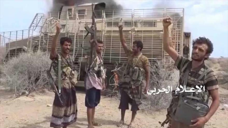 Vídeo: yemeníes atacan base sudanesa en A. Saudí y matan a 4 soldados