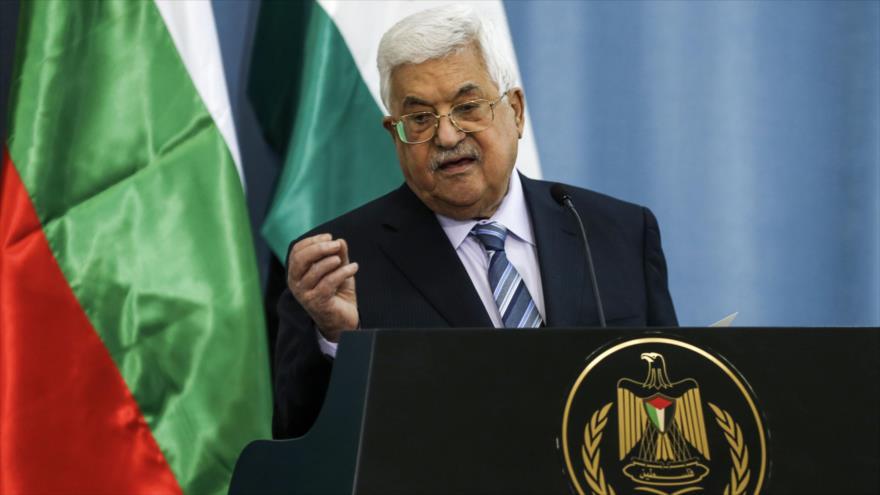 Abás rechazó una delegación de EEUU por su decisión sobre Al-Quds