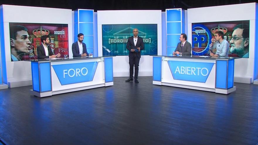 Foro Abierto; España: el socialista Pedro Sánchez, nuevo presidente