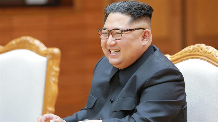 Sondeo: Crece popularidad del líder norcoreano en Corea del Sur