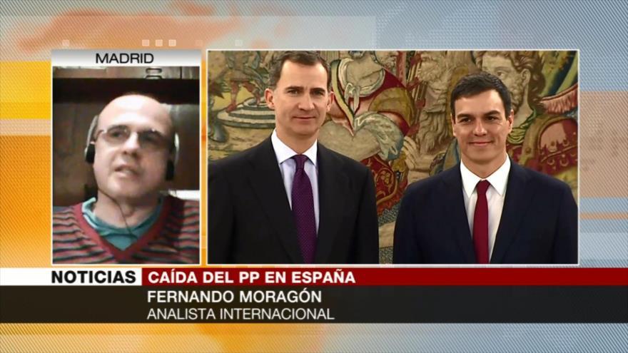 Fernando Moragón: Tras la caída de Rajoy, PP podría romperse