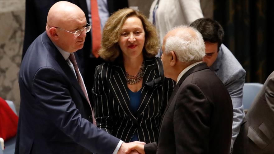 Rusia insta al régimen de Israel a poner fin a ocupación de Palestina