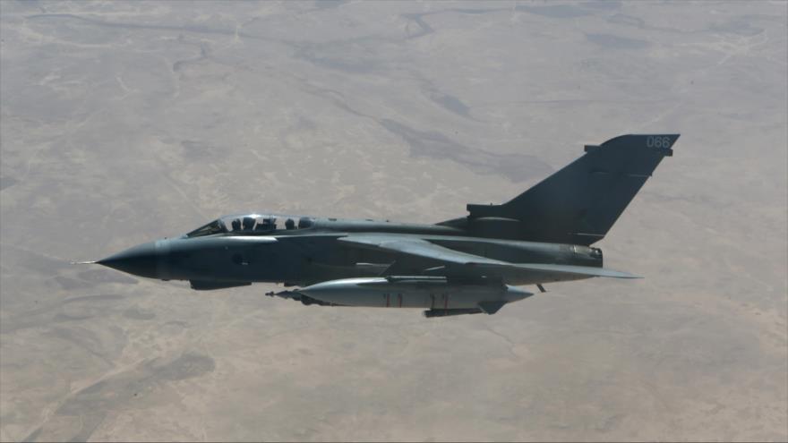 8 civiles mueren en Siria en bombardeos de la coalición de EEUU