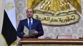 Al-Sisi juramenta como presidente de Egipto para mandato 2018-2022