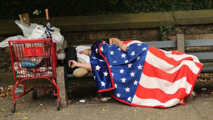 En EEUU crece la pobreza tras la llegada de Trump al poder