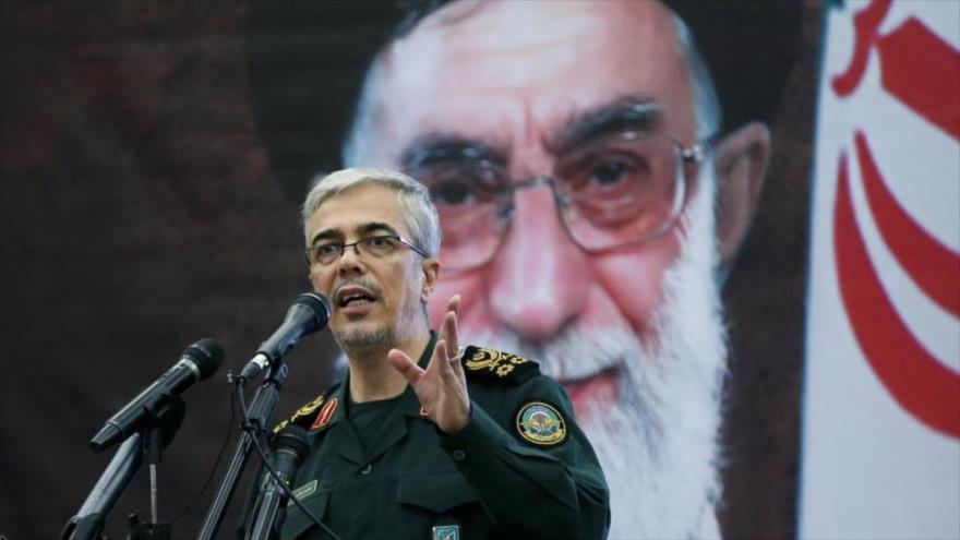 'Fuerzas Armadas de Irán no dudarán en responder a las amenazas enemigas'