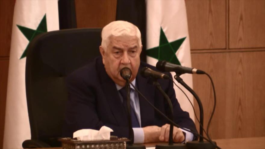 Damasco afirma que la presencia de Irán en Siria es legítima