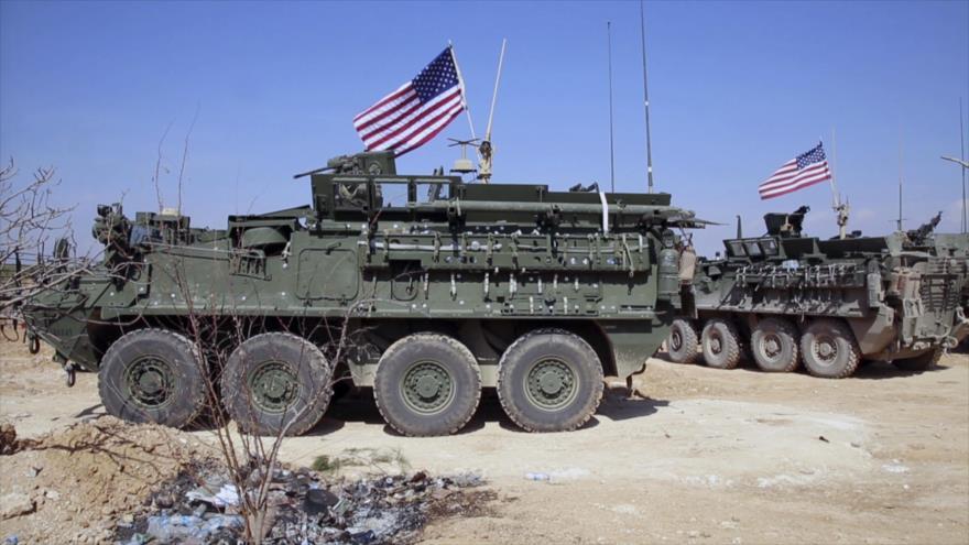 Siria: EEUU usa a Daesh para retomar Palmira y prolongar la guerra