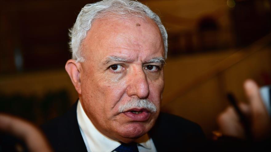 Palestina tacha de 'error moral' veto de EEUU a resolución de CSNU