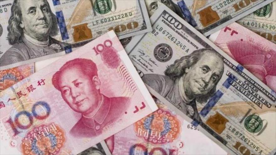 A moeda chinesa, o yuan, poderia derrubar o dólar americano em transações comerciais na África.