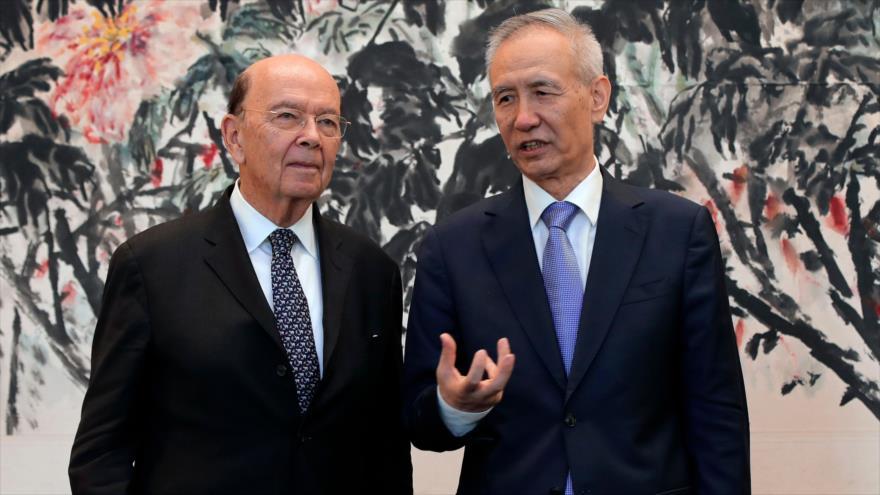 China amenaza a EEUU con abolir los acuerdos negociados