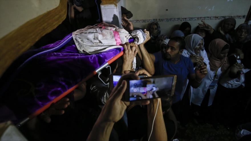 Irán: Asesinato de enfermera palestina, mancha vergonzosa para Israel
