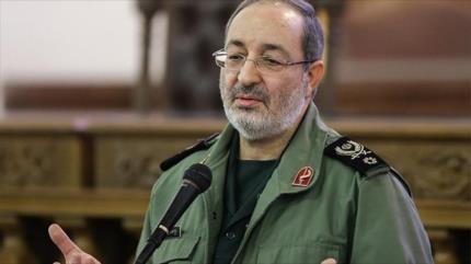Irán responde a propagandas sobre salida de sus asesores de Siria