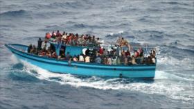 Mueren 60 migrantes en dos naufragios cerca de Túnez y Turquía
