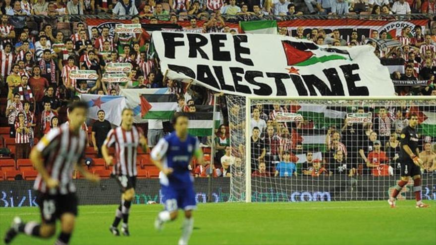 Palestina: Israel instrumentaliza el partido con Argentina