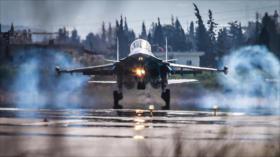 Aviación rusa bombardea a 'rebeldes' por violar tregua en Latakia