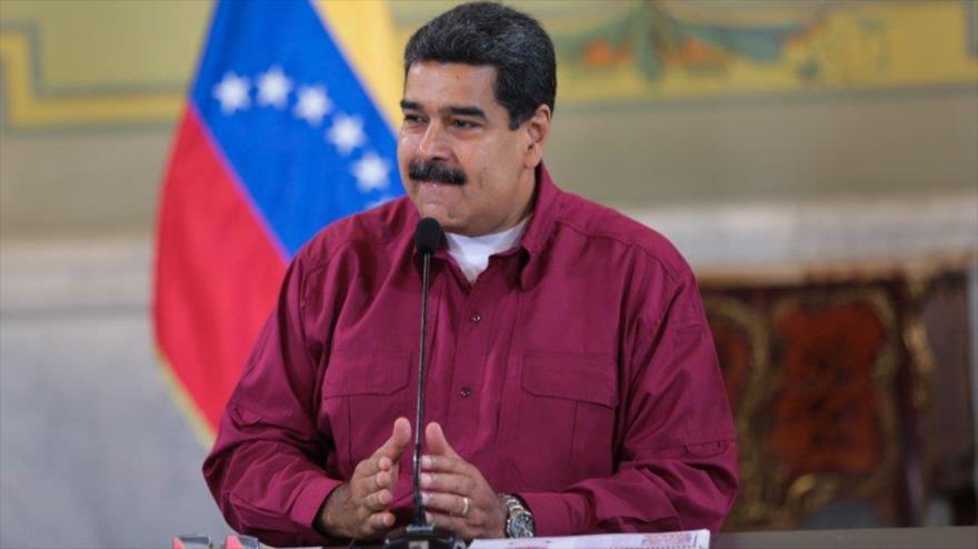 Maduro propuso a sus adversarios dialogar sobre persecución a Venezuela