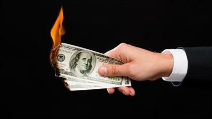 Tendencia de desdolarización acerca el colapso de moneda de EEUU