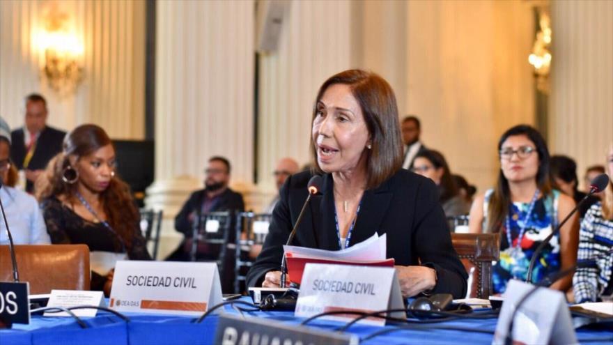 La OEA resolvió que la reelección de Maduro