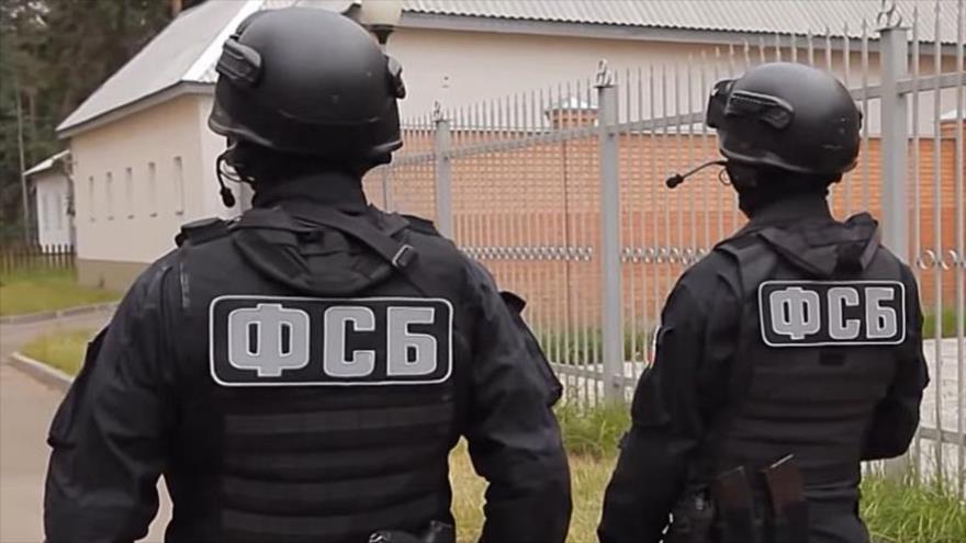 Agentes del FBS desmantelan una célula terrorista en centro de Rusia