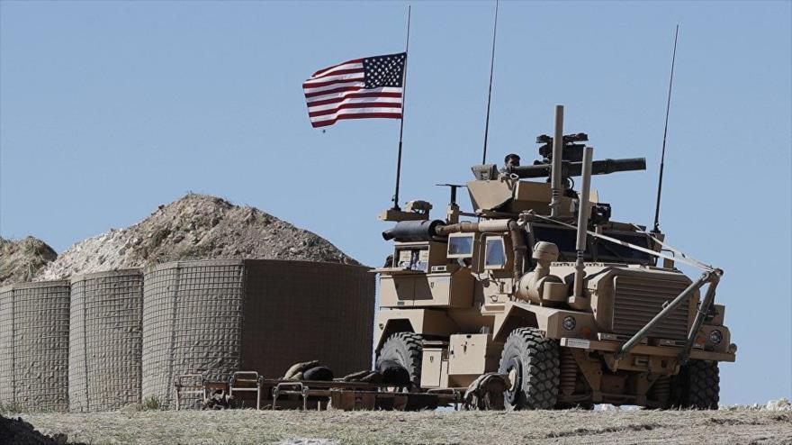 Fuerte explosión cerca de base militar de EEUU y Francia en Siria