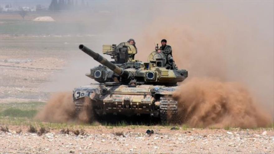 Ejército sirio neutraliza dos ataques de Daesh en Deir Ezzor