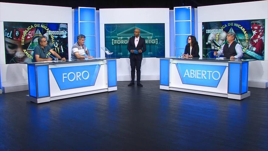 Foro Abierto; Nicaragua: En busca de diálogo político y social