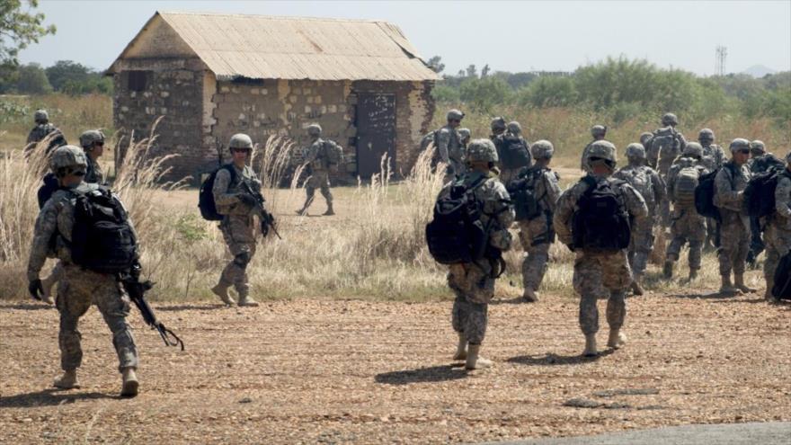 EEUU reducirá sus fuerzas en África para enfocarse en Rusia y China