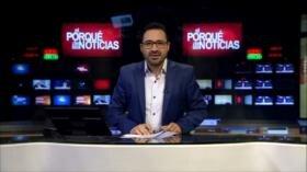 El Porqué de las Noticias: Programa nuclear iraní. Presiones contra Venezuela. Violencia armada en EEUU