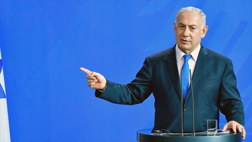 Netanyahu achaca la situación de Gaza a Mahmud Abás y HAMAS