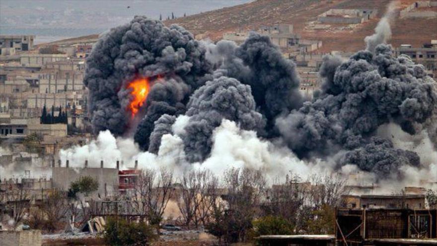 Siria: EEUU bombardea a civiles que no se unen a sus aliados | HISPANTV