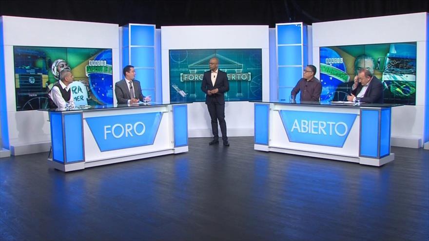 Foro Abierto: Brasil: Temer sigue en horas bajas