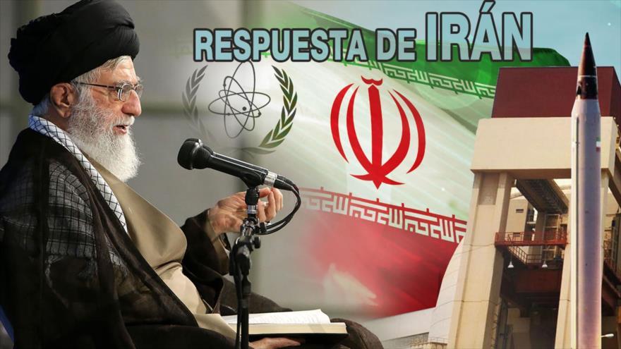 Detrás de la Razón: La jugada maestra de Irán, le niega a Trump misiles y programa nuclear