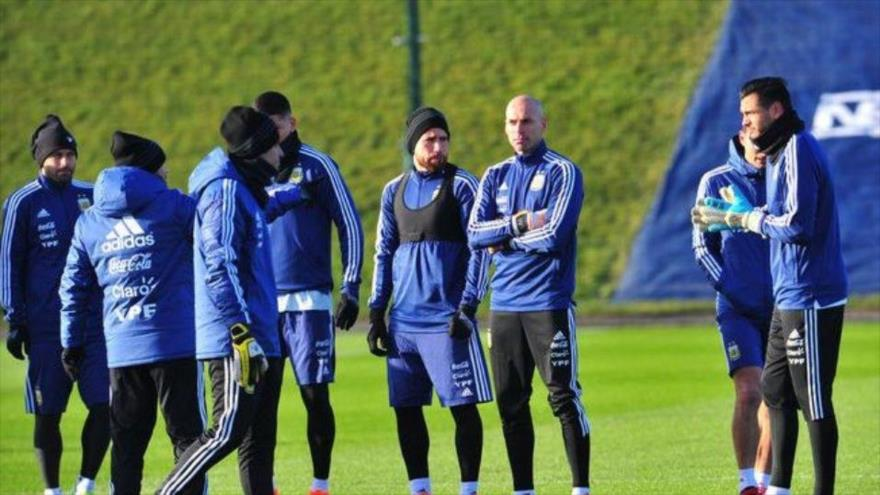 Cancelan amistoso entre la selección de fútbol de Argentina e Israel