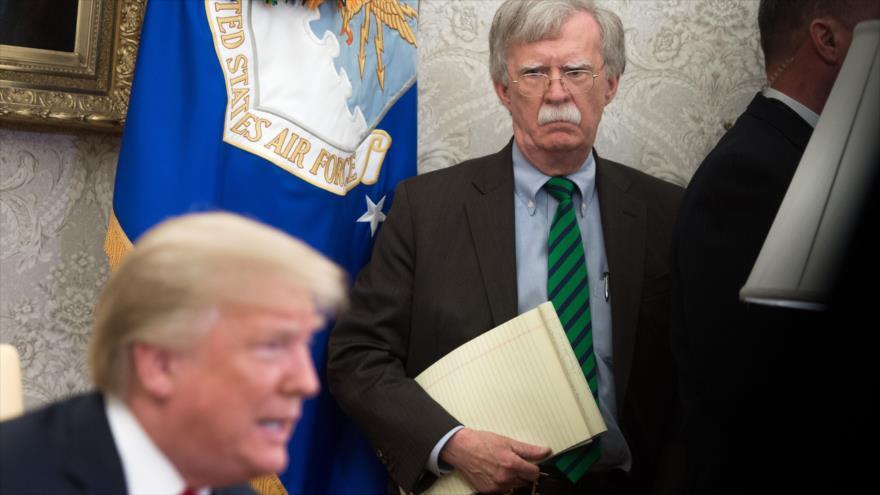 Extremista asesor de Trump intentó sabotear la reunión con Kim