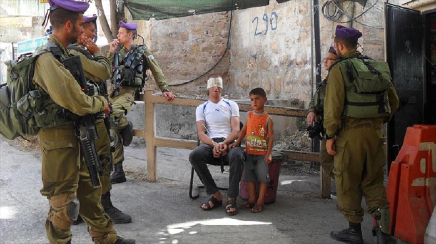 Israel deja ciego a un palestino negándole atención médica