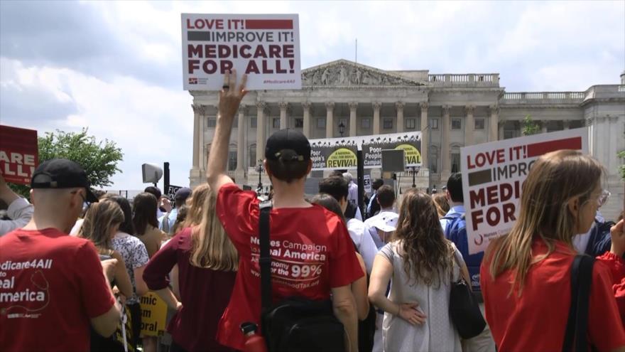 Gobierno de EEUU no reconoce acceso a salud como derecho humano